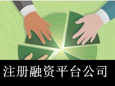 最新厦门融资平台公司注册流程