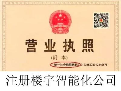 最新厦门楼宇智能化公司注册流程